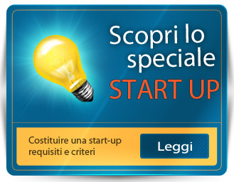 criteri e requisiti di una start up - Guida